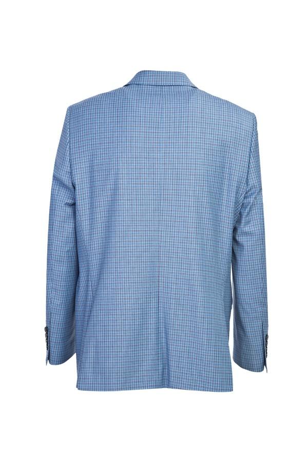 Yünlü Kareli Takım Elbise