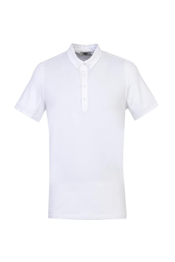 Yarım İtalyan Yaka Süprem Tişört