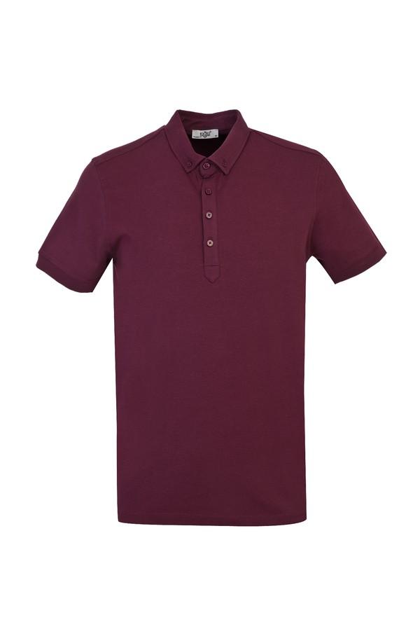 Yarım İtalyan Yaka Regular Fit Süprem Tişört