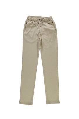 Erkek Giyim - ORTA BEJ 46 Beden Spor Bağcıklı Pantolon