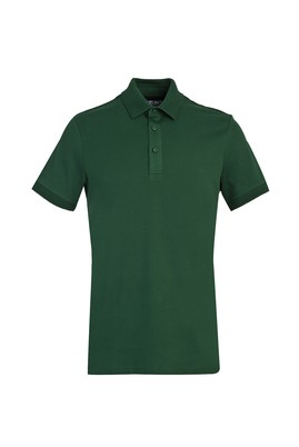 Erkek Giyim - NEFTİ L Beden Polo Yaka Slim Fit Tişört