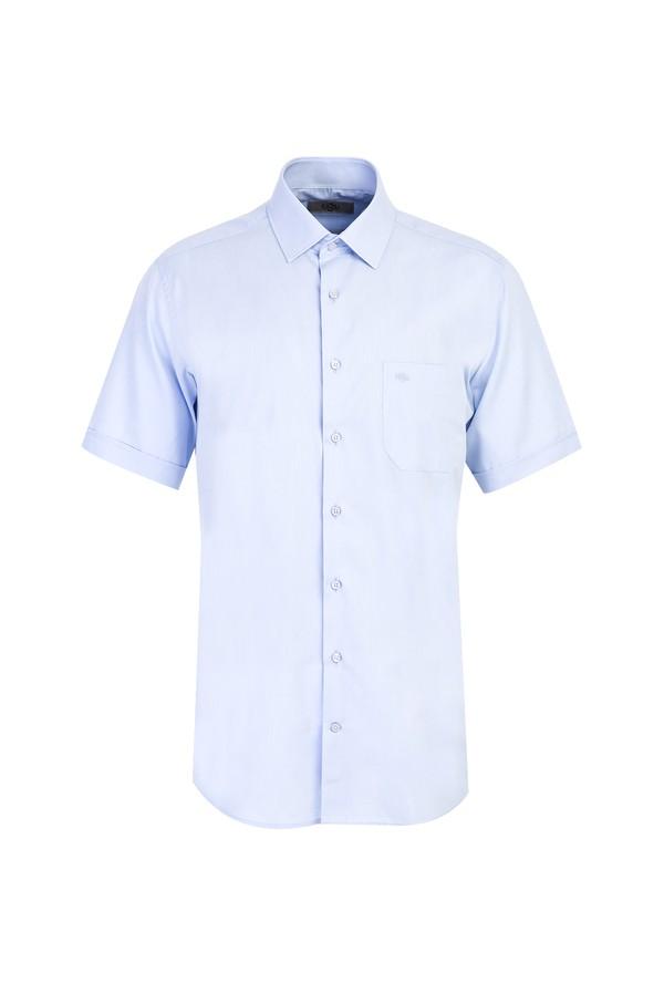 Kısa Kol Regular Fit Oxford Gömlek