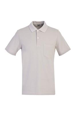 Erkek Giyim - TAŞ L Beden Polo Yaka Regular Fit Tişört
