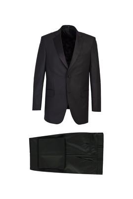 Erkek Giyim - SİYAH 58 Beden Mono Yaka Smokin / Damatlık