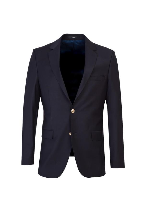 Yünlü Blazer Ceket