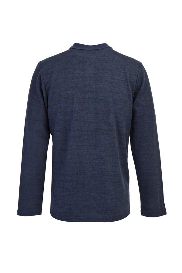 Polo Yaka Sweatshirt