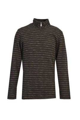 Erkek Giyim - NEFTİ L Beden Fermuarlı Sweatshirt