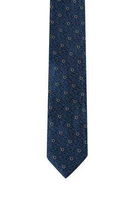 Erkek Giyim - GÖK MAVİSİ  Beden Desenli Kravat