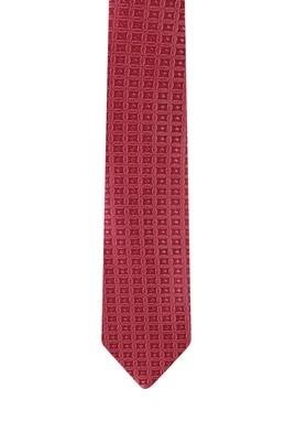Erkek Giyim - BAYRAK KIRMIZI  Beden Desenli Kravat
