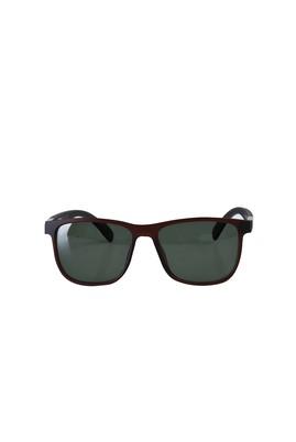Erkek Giyim - KOYU BORDO  Beden UV Korumalı Kemik Çerçeveli Güneş Gözlüğü