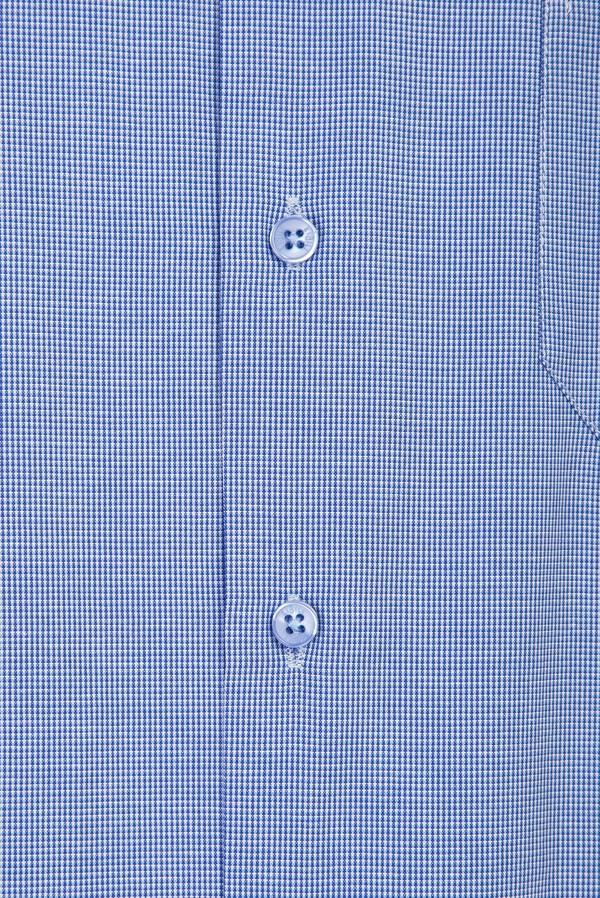 Regular Fit Kısa Kol Desenli Gömlek