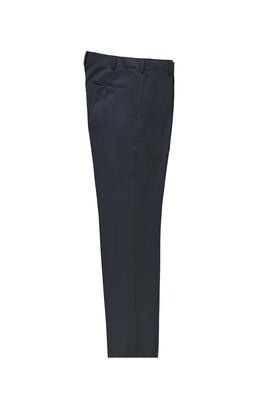 Erkek Giyim - ORTA GRİ LOT1 52 Beden Klasik Yünlü Pantolon