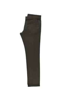 Erkek Giyim - AÇIK HAKİ 52 Beden Slim Fit Kuşgözü Spor Pantolon