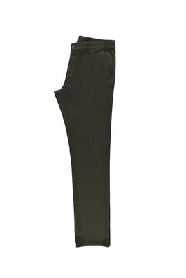 Erkek Giyim - YAG YESILI-OLIVE 48 Beden Spor Desenli Pantolon