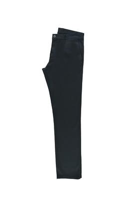 Erkek Giyim - AÇIK LACİVERT 46 Beden Desenli Spor Pantolon
