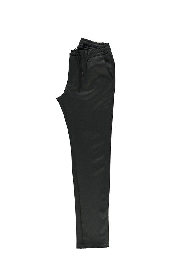 Slim Fit Beli Lastikli İpli Spor Pantolon