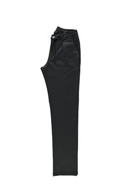 Erkek Giyim - ORTA LACİVERT 54 Beden Spor Bağcıklı Pantolon
