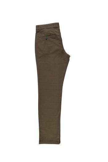 Erkek Giyim - Ekose Spor Pantolon