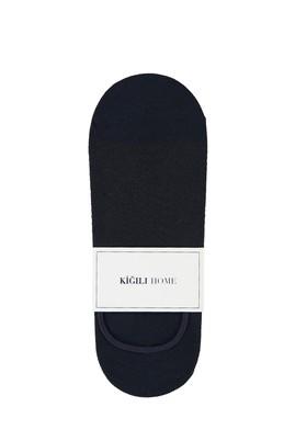 Erkek Giyim - AÇIK LACİVERT 40-44 Beden Loafer Çorap