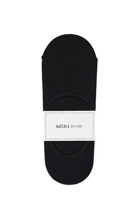 Erkek Giyim - SİYAH 40-44 Beden Loafer Çorap