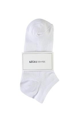 Erkek Giyim - BEYAZ 40-44 Beden Spor Çorap
