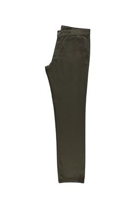 Erkek Giyim - YAG YESILI-OLIVE 50 Beden Desenli Spor Pantolon