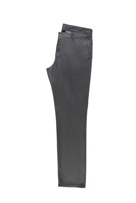 Erkek Giyim - ORTA GRİ 58 Beden Desenli Spor Pantolon
