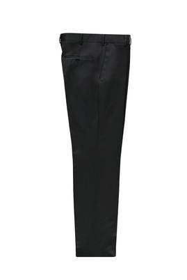 Erkek Giyim - SİYAH 48 Beden Slim Fit Klasik Kumaş Pantolon