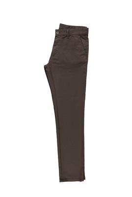 Erkek Giyim - ORTA KAHVE 48 Beden Desenli Spor Pantolon
