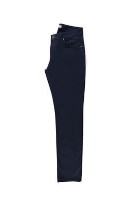 Erkek Giyim - KOYU MAVİ 46 Beden Spor Pantolon