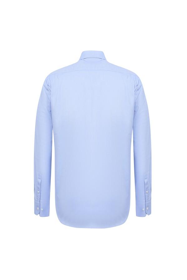 Uzun Kol Slim Fit Oxford Gömlek
