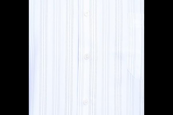 Uzun Kol Çizgili Klasik Gömlek