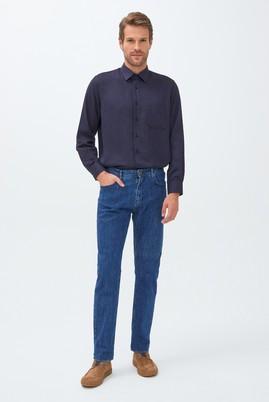 Erkek Giyim - AÇIK MAVİ 62 Beden Denim Pantolon