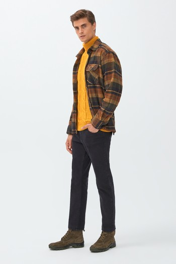 Erkek Giyim - Shacket Gömlek