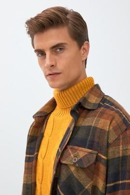 Erkek Giyim - TARÇIN 3X Beden Shacket Gömlek