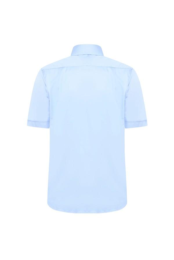 Kısa Kol Regular Fit Spor Gömlek