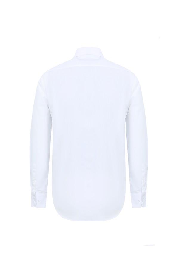 Uzun Kol Regular Fit Coolmax Gömlek