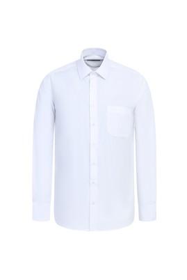 Erkek Giyim - BEYAZ 4X Beden Uzun Kol Coolmax Gömlek