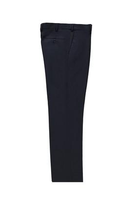 Erkek Giyim - KOYU LACİVERT 58 Beden Klasik Pantolon