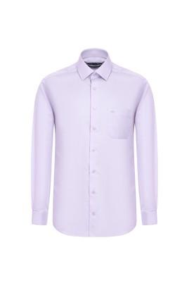 Erkek Giyim - LİLA XL Beden Uzun Kol Non Iron Klasik Gömlek