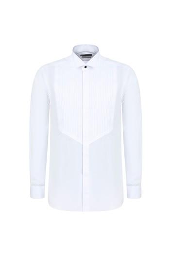 Erkek Giyim - Ata Yaka Slim Fit Gömlek