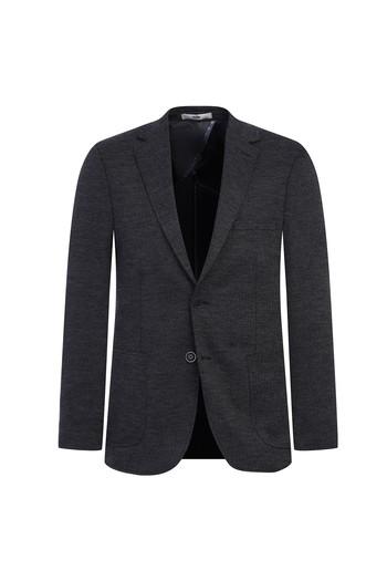 Erkek Giyim - Klasik Örme Ceket
