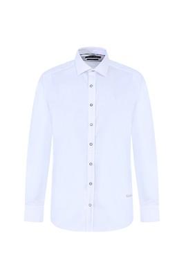 Erkek Giyim - BEYAZ L Beden Uzun Kol Klasik Gömlek