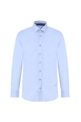 Erkek Giyim - AÇIK MAVİ L Beden Uzun Kol Klasik Gömlek