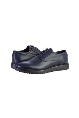 Erkek Giyim - LACİVERT 42 Beden Casual Bağcıklı Ayakkabı