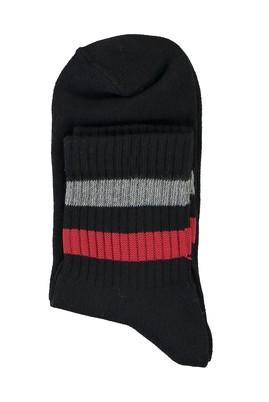 Erkek Giyim - ORTA LACİVERT 40-44 Beden Spor Çorap