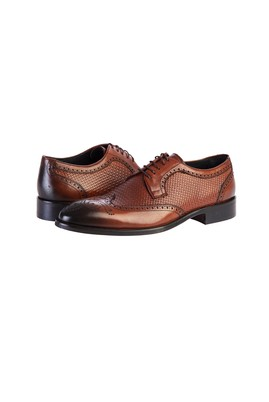 Erkek Giyim - TABA 42 Beden Bağcıklı Klasik Ayakkabı