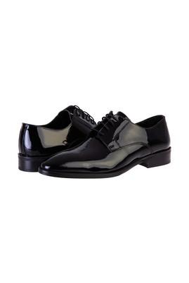 Erkek Giyim - SİYAH 41 Beden Klasik Rugan Ayakkabı