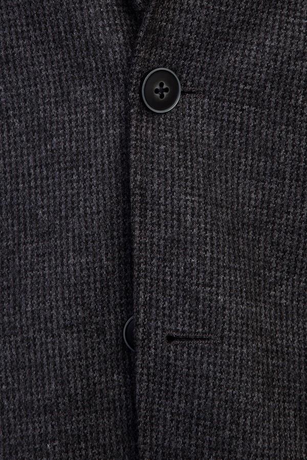 Regular Fit Örme Ceket
