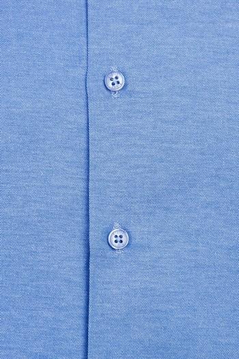 Erkek Giyim - Uzun Kol Spor Desenli Gömlek
